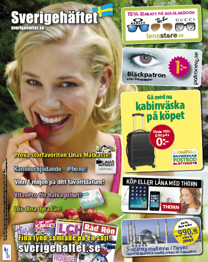 Posted by Ulrika Kroon in News - SE19_cover